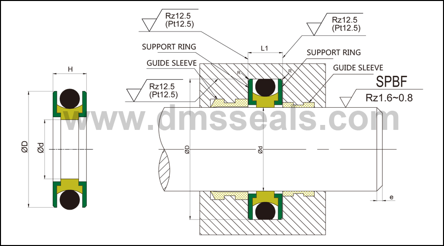 DMS Seal Manufacturer-Hydraulic Rod Seal | Pneumatic Rod Seals | Oil Seal Manufacturer