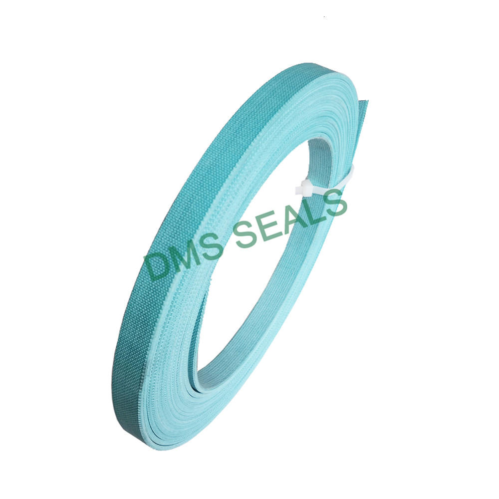 Hydraulic cylinder phenolic resin hard guide strip wear ring