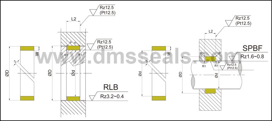 DMS Seal Manufacturer-Professional Bearing Element Rubber Seal Design Supplier
