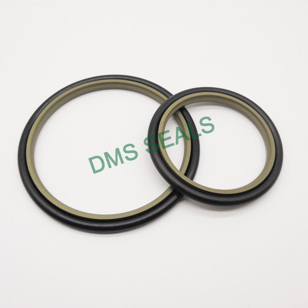 40% Bronze Filled PTFE Hydraulic Rod Seal Hydraulic Seal Suppliers