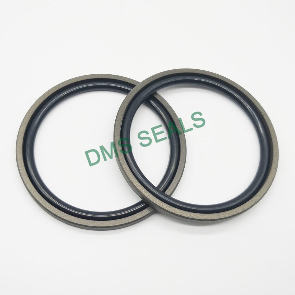 40% Bronze Filled PTFE Hydraulic Piston Glyd Ring