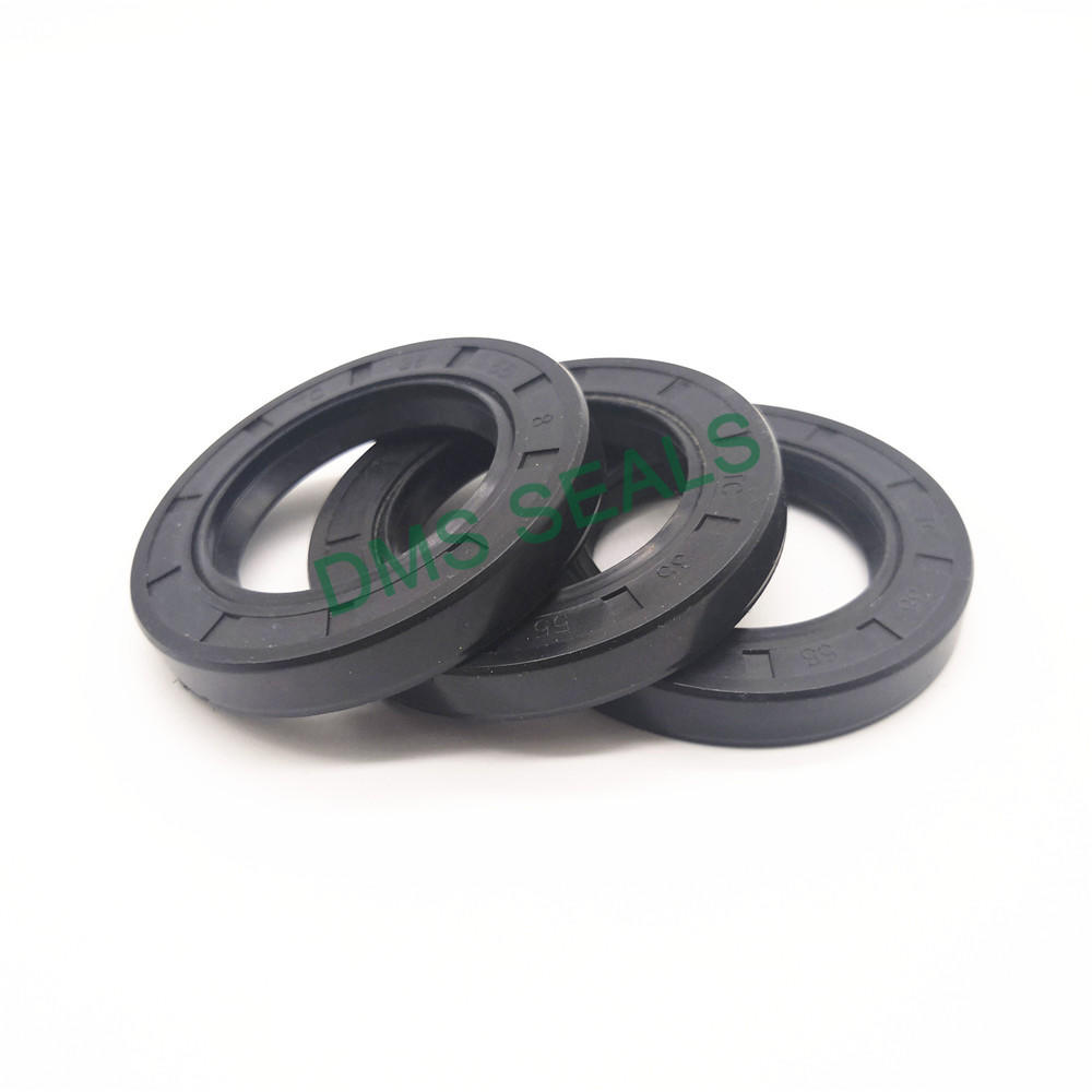 Double Lip Rubber Oil Seal-TC Oil Seals