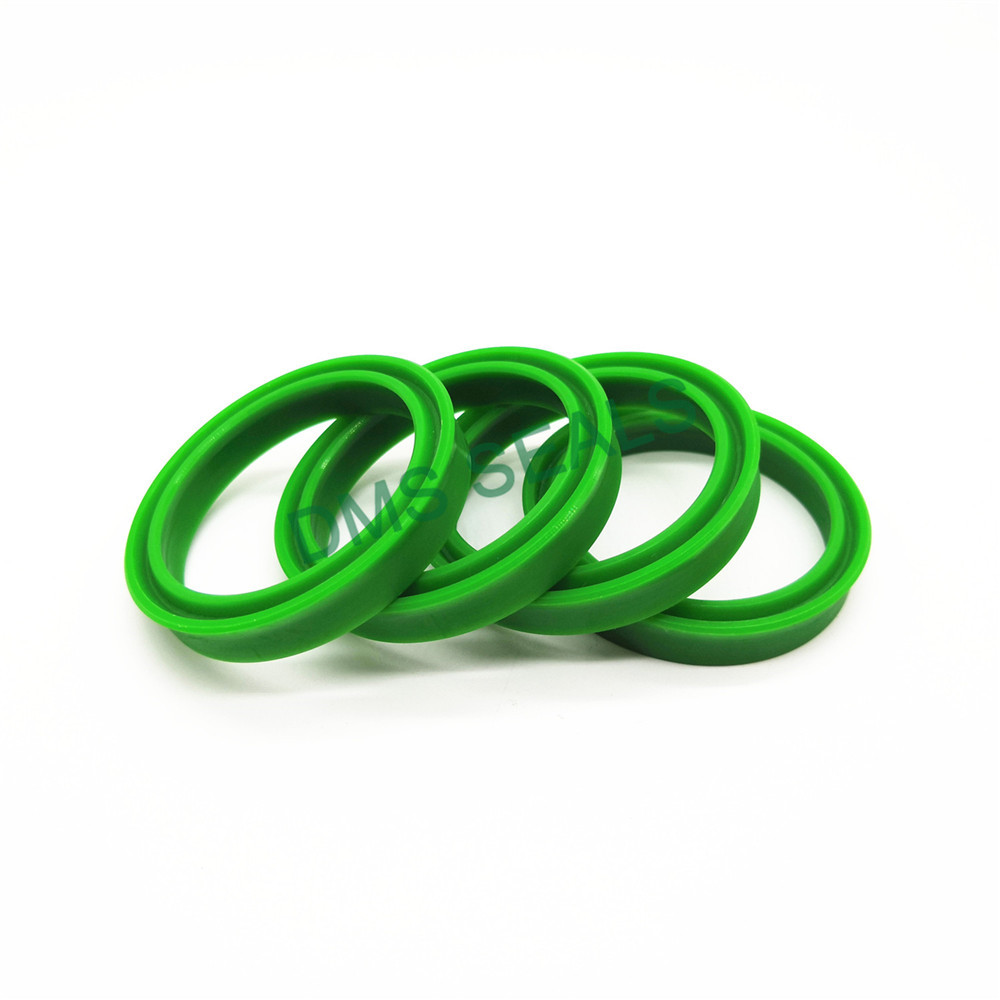 DMS Seal Manufacturer rod seals with nbr or fkm o ring for pressure work and sliding high speed occasions-2