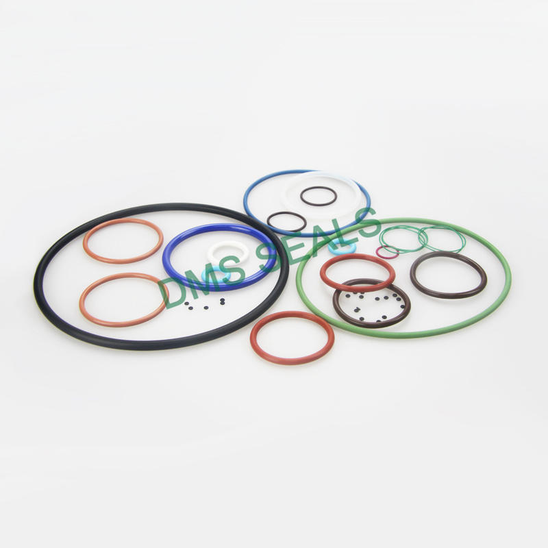 Good Stability Aerospace Fluorosilicone FVMQ O-Ring