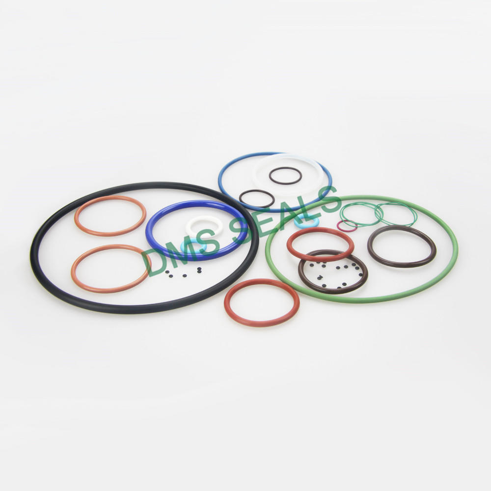 Versatile And High-quality Natural Rubber NR O-Ring