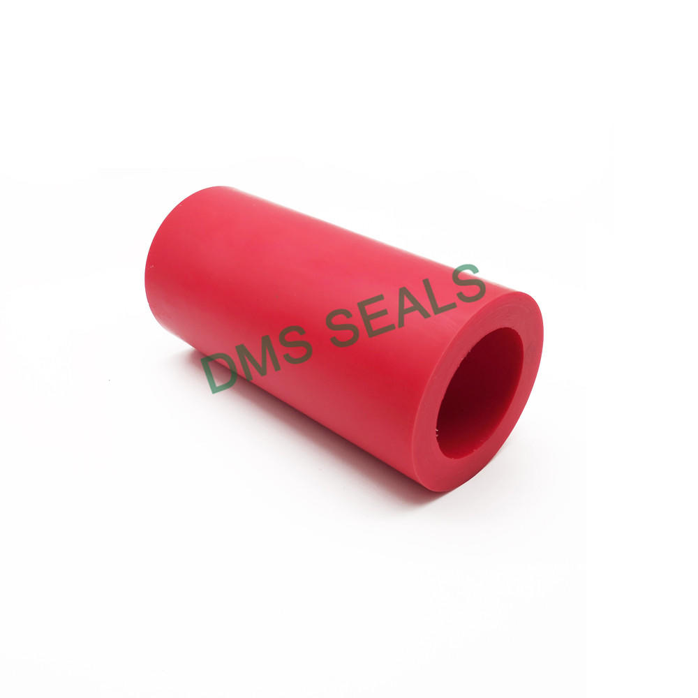Red Polyurethane PU Tube Pipe