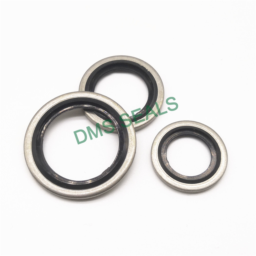 news-DMS Seal Manufacturer bonded sealing washer dimensions factory for threaded pipe fittings and p
