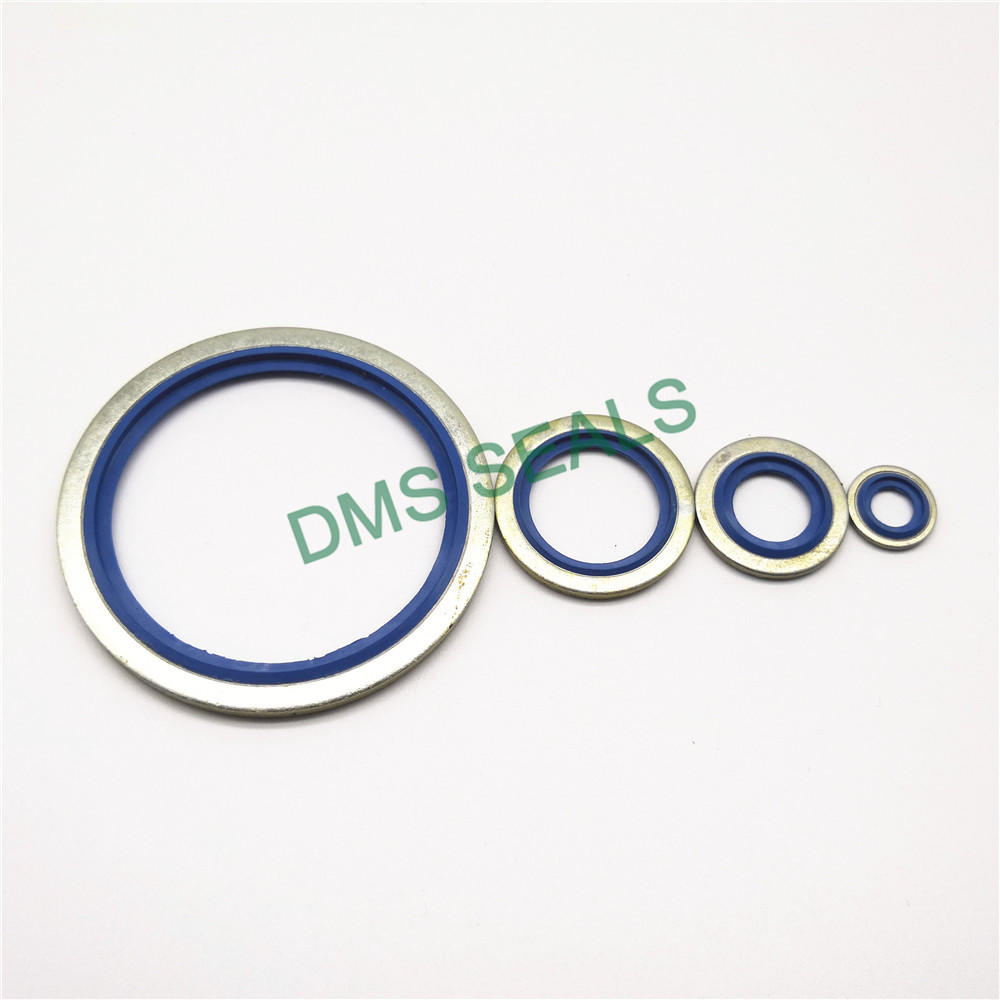 High Quality Carbon Steel Combined Washer Bonded Seal