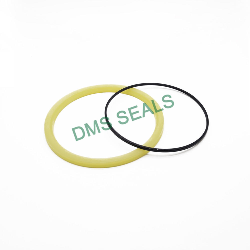 Mechanical Hydraulic Seal Rod Buffer Seal Polyurethane PU  HBY