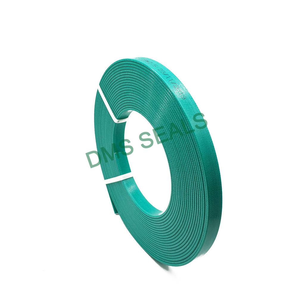 Green Phenolic Resin Guide Tape Hard Fabric Guide Belt Resistance to Wear and High Pressure