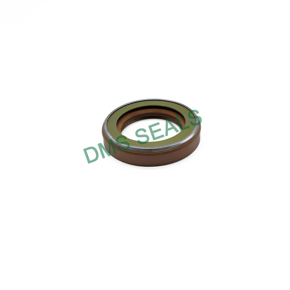 DMS Seal Manufacturer national axle seal with integrated spring for housing-1