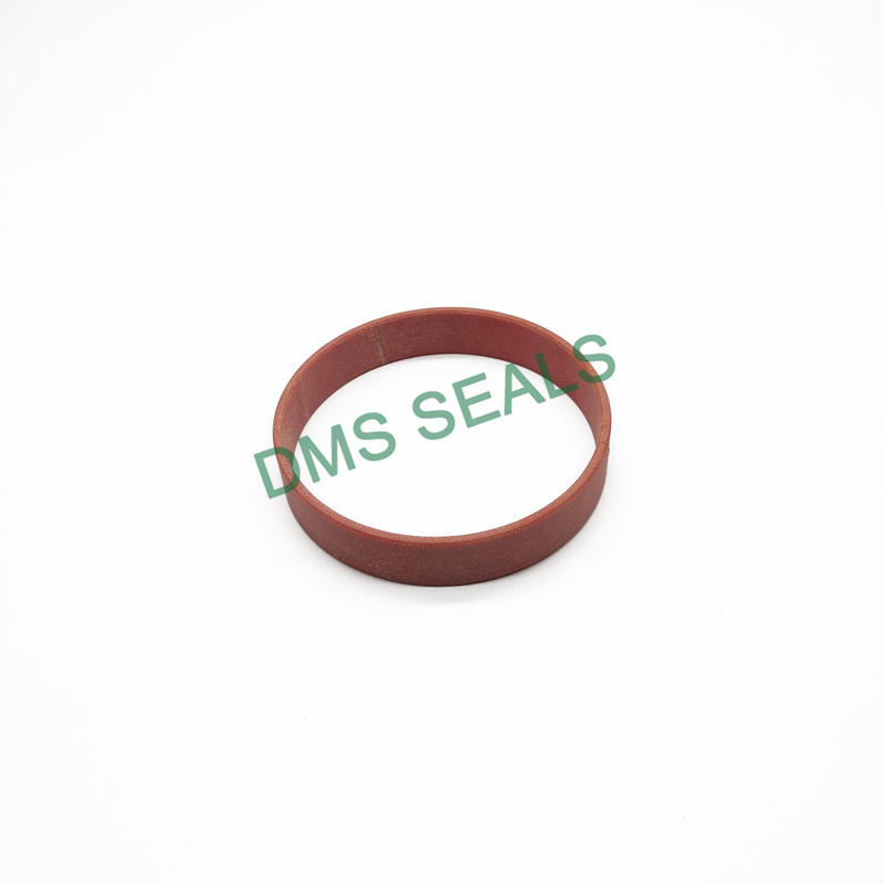 Red Phenolic Resin Guide Ring Wear Ring for Hydraulic Cylinder
