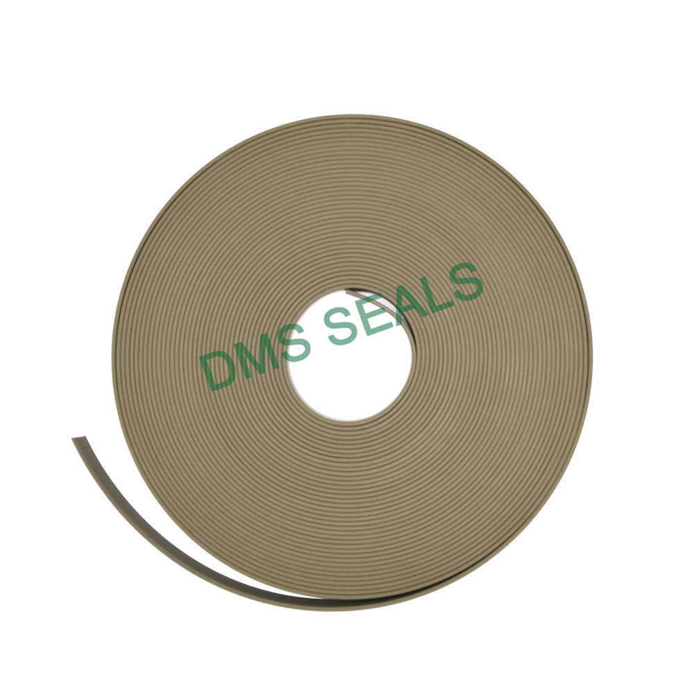 Hydraulic Bronze PTFE Tape Guide Strip Wear Ring L08