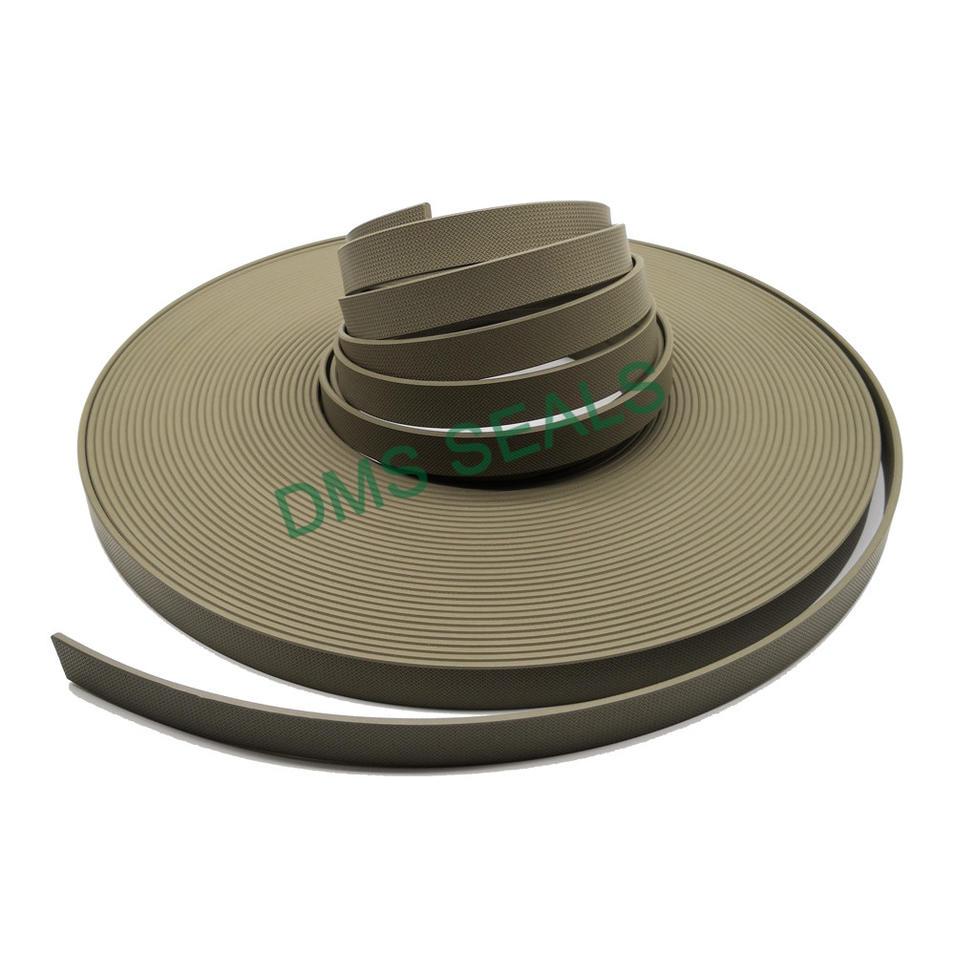 Hydraulic Bronze PTFE Tape Guide Strip Wear Ring L08