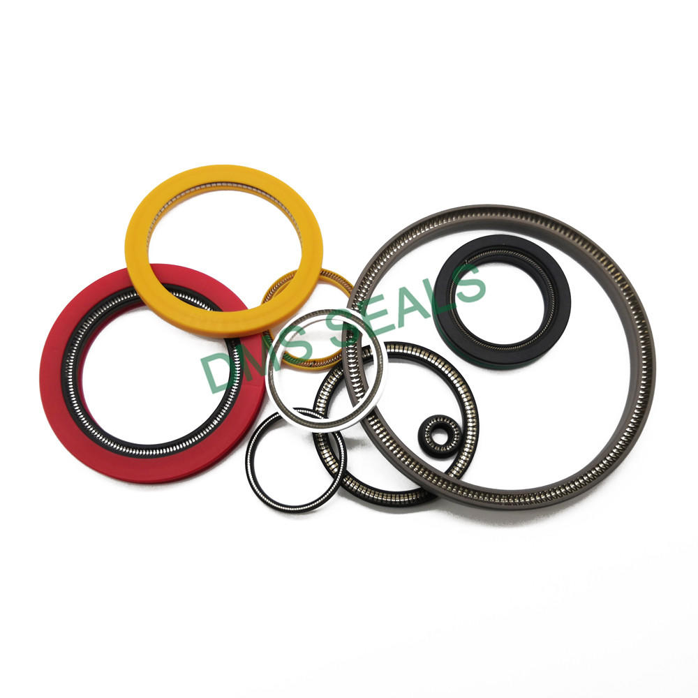 High Temperature Resistance Spring Energized Seal