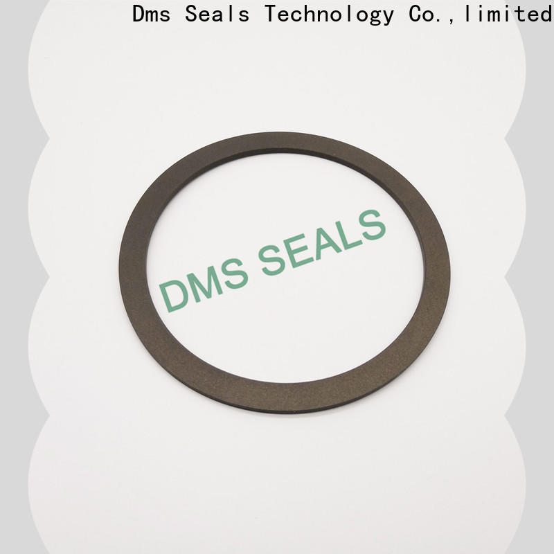 DMS Seal Manufacturer hard rubber gasket seals for preventing the seal from being squeezed
