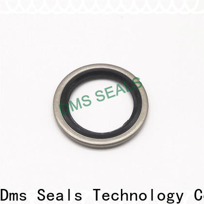 DMS Seal Manufacturer dowty bonded seal washer company for threaded pipe fittings and plug sealing