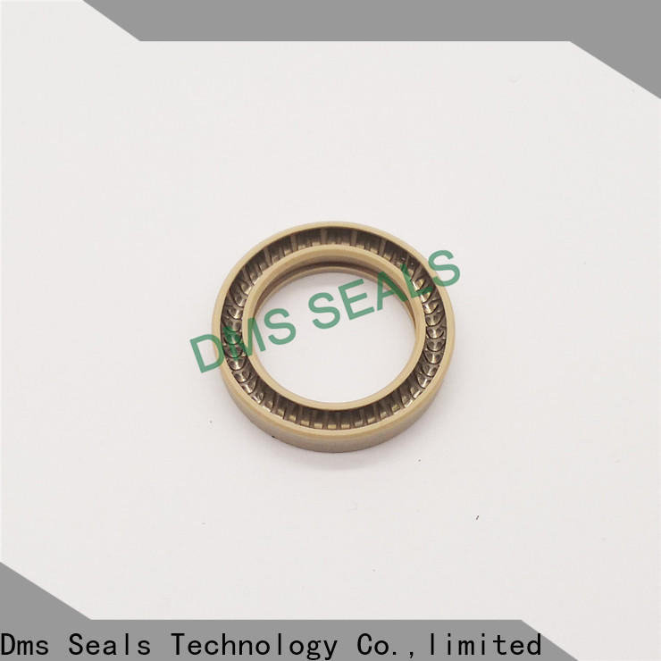 DMS Seal Manufacturer New mechanical seal retainer company for reciprocating piston rod or piston single acting seal