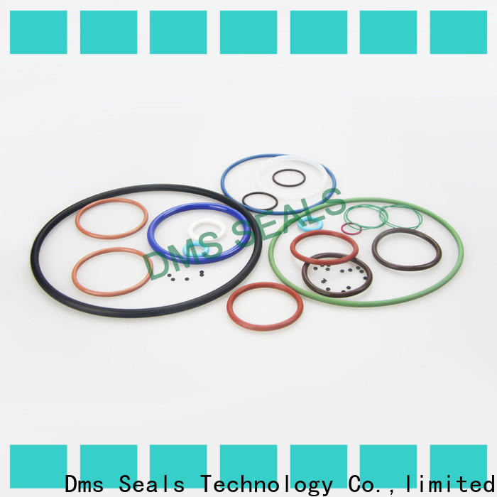 DMS Seal Manufacturer Top thin rubber o rings factory for static sealing