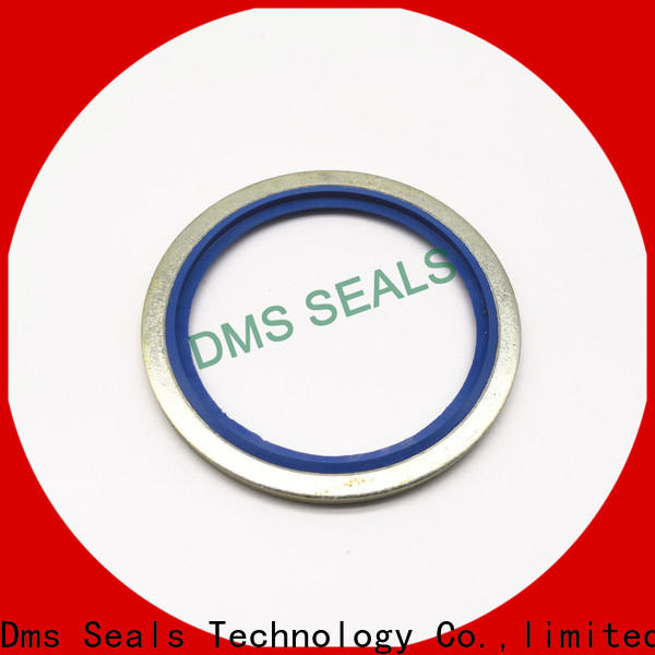 DMS Seal Manufacturer professional metric hydraulic seals company for threaded pipe fittings and plug sealing