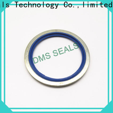 DMS Seal Manufacturer superior quality metric bonded seals Supply for fast and automatic installation