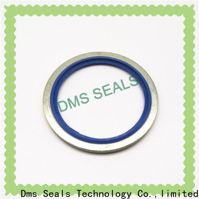 DMS Seal Manufacturer bonded washer seal manufacturers for threaded pipe fittings and plug sealing