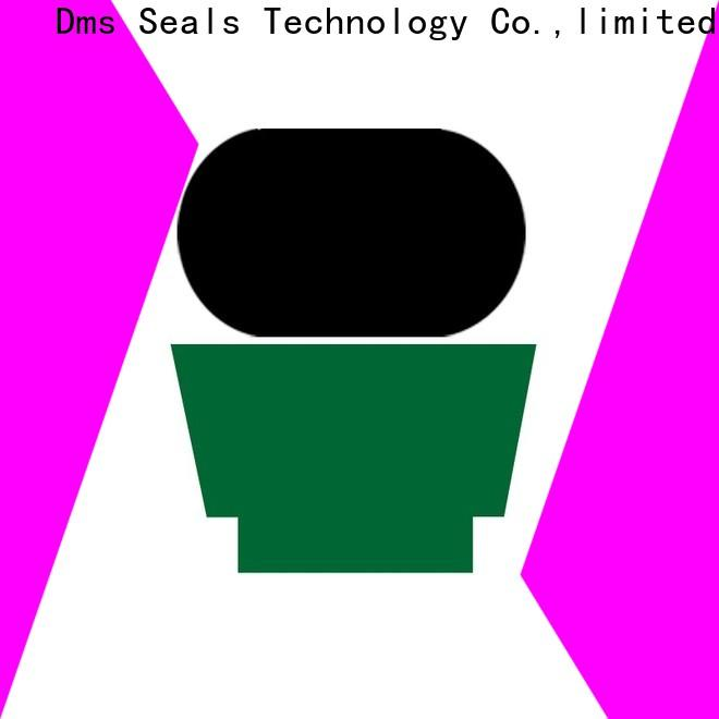 DMS Seal Manufacturer high end hydraulic piston seals suppliers with nbr or fkm o ring to high and low speed