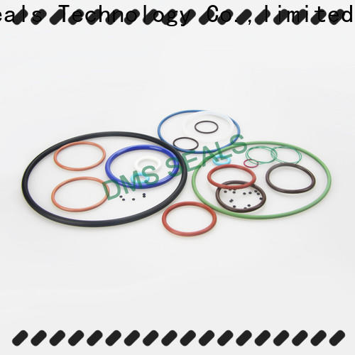 DMS Seal Manufacturer round rubber ring for business for static sealing
