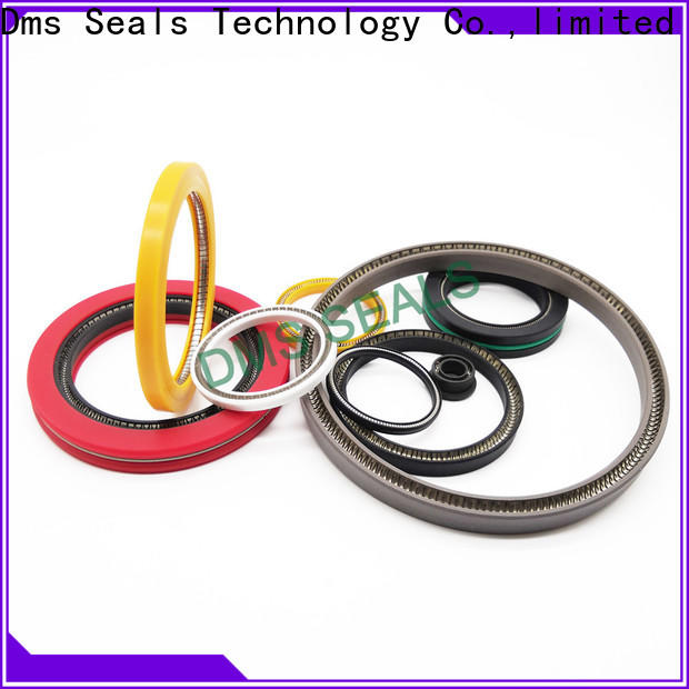 rod end seals Suppliers for reciprocating piston rod or piston single acting seal