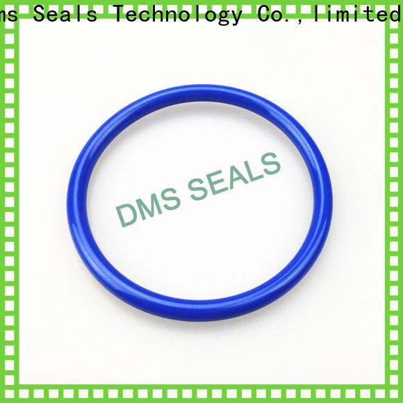 DMS Seals colored silicone o rings Supply for static sealing