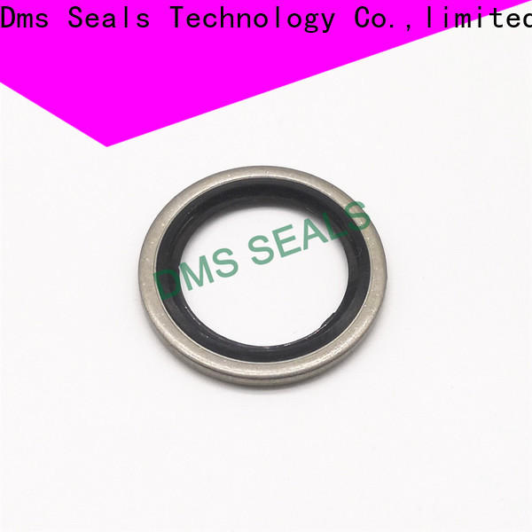 Best steel washer with rubber seal Supply for threaded pipe fittings and plug sealing