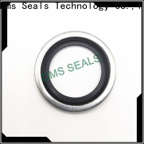 DMS Seals centralising washer for threaded pipe fittings and plug sealing