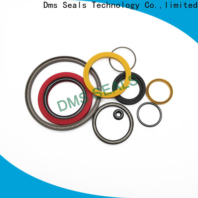 DMS Seals spring energized seals Supply for aviation