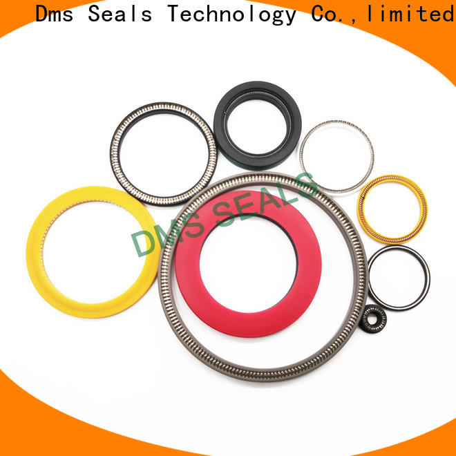 New multi spring seal for business for reciprocating piston rod or piston single acting seal