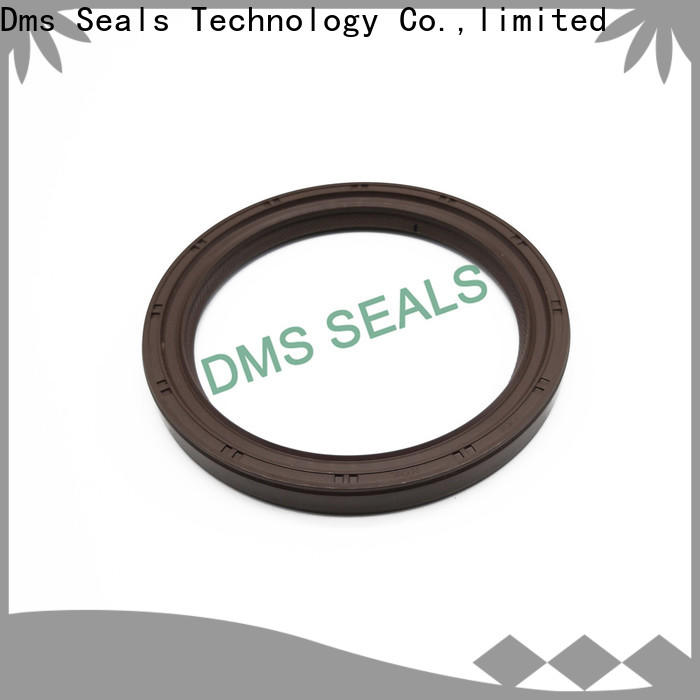 DMS Seals professional rotary shaft seal sizes with a rubber coating for sale