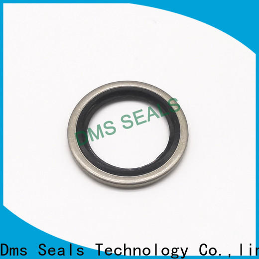 DMS Seals bonded seal dimensions company for threaded pipe fittings and plug sealing