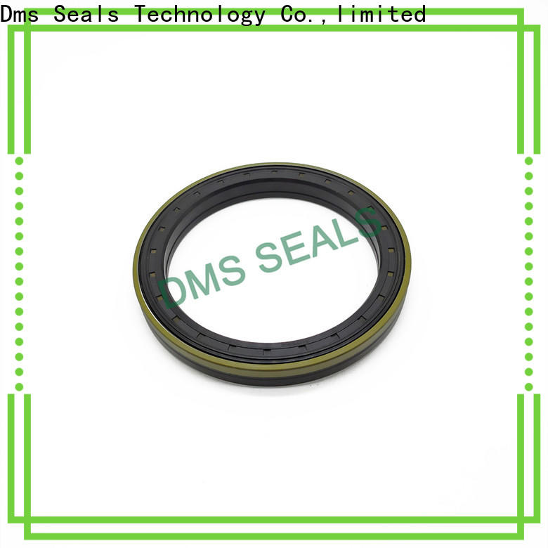 DMS Seals high quality national oil seals online catalog with integrated spring for low and high viscosity fluids sealing