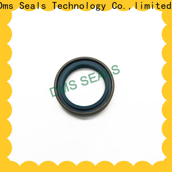 DMS Seals primary oil seal crossover with low radial forces for low and high viscosity fluids sealing