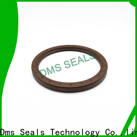 DMS Seals modern perfect oil seals with integrated spring for low and high viscosity fluids sealing