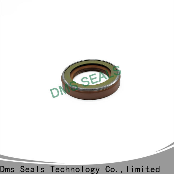 DMS Seals primary v type oil seal with integrated spring for housing