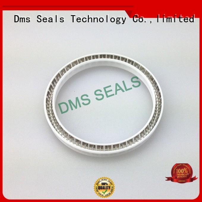 Hot spring energized seals spring DMS Seal Manufacturer Brand