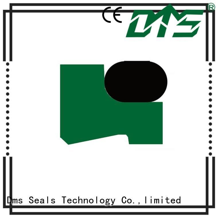 dpt hydraulic wiper seals manufacturer for cranes DMS Seal Manufacturer