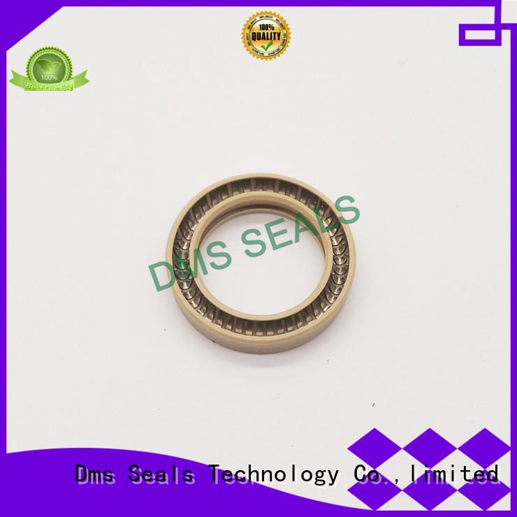 DMS Seal Manufacturer virgin spring energized seals spring for rod or piston