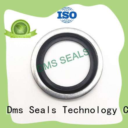 DMS Seal Manufacturer High-quality metric bonded seals Suppliers for threaded pipe fittings and plug sealing