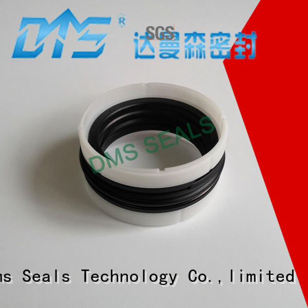 bronze filled hydraulic rod seals o ring for larger piston clearance