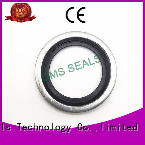 DMS Seal Manufacturer superior quality bonded seals catalogue for threaded pipe fittings and plug sealing