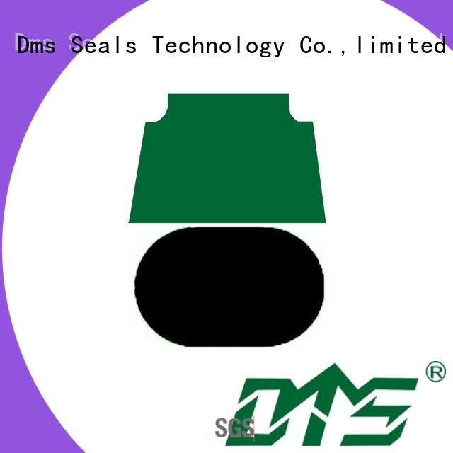 DMS Seal Manufacturer Wholesale hydraulic cylinder piston seals Supply for light and medium hydraulic systems