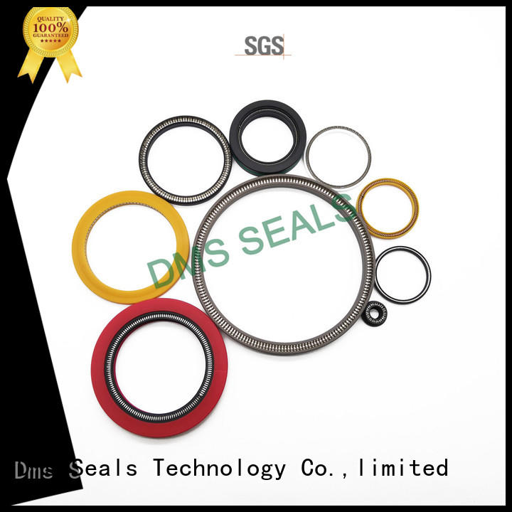 DMS Seal Manufacturer mechanical seal pot Suppliers for reciprocating piston rod or piston single acting seal