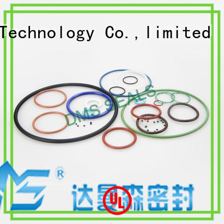 DMS Seal Manufacturer metric wiper seal company in highly aggressive chemical processing