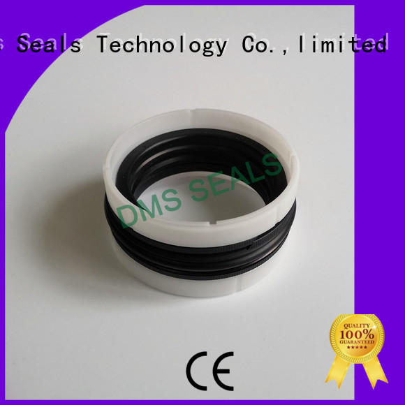 DMS Seal Manufacturer piston seals o ring for larger piston clearance